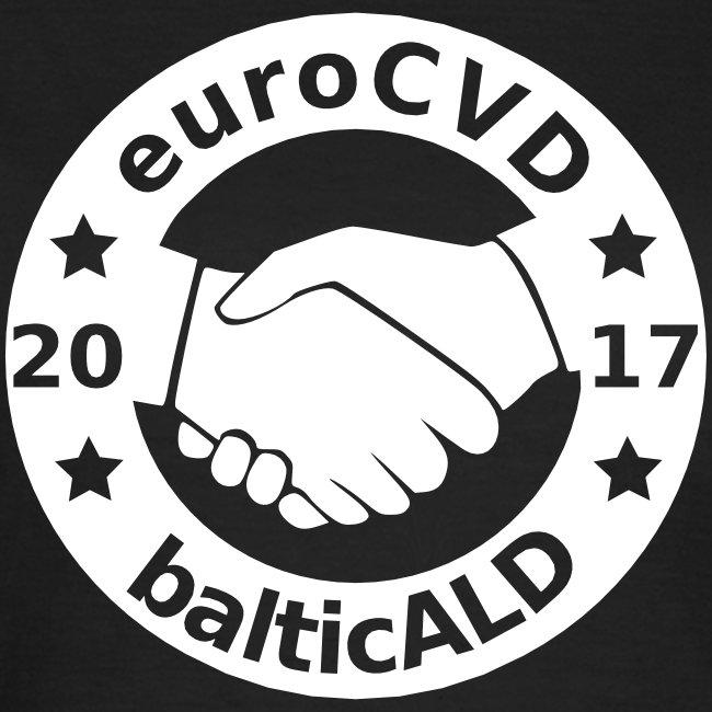 Joint EuroCVD - BalticALD conference mens t-shirt