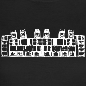 009 soundsystem 23 - Frauen T-Shirt