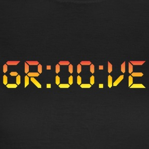 Digital Groove - Frauen T-Shirt