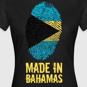 Made In Bahamas - Frauen T-Shirt