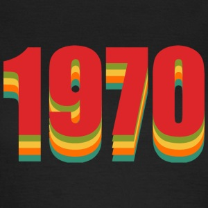 1970 rainbow - Women's T-Shirt