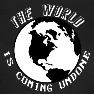 World Undone - Women's T-Shirt