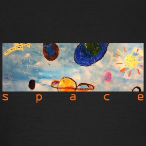 Space - Women's T-Shirt
