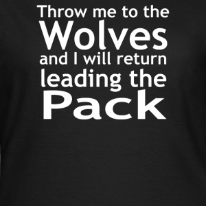 Wolves - Women's T-Shirt