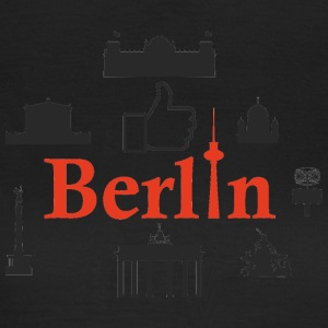 Berlin with Like Daumen - Women's T-Shirt