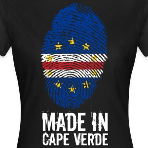 Made In Cape Verde / Kap Verde / Cabo Verde - Frauen T-Shirt