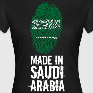 Made In Saudi Arabia / Saudi-Arabien - Frauen T-Shirt