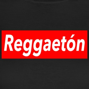 Reggaeton shirt - rouge - Mambo de New York - T-shirt Femme