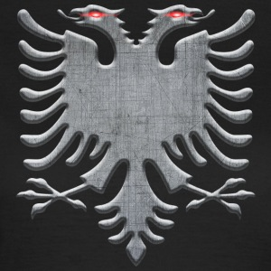 Albanian eagle iron - Women's T-Shirt