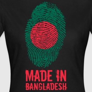 Made In Bangladesh / Bangladesh / বাংলাদেশ - Women's T-Shirt