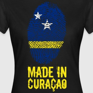 Made In Curaçao / Kòrsou - T-skjorte for kvinner