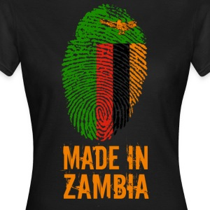 Made In Zambia / Zambia - Women's T-Shirt