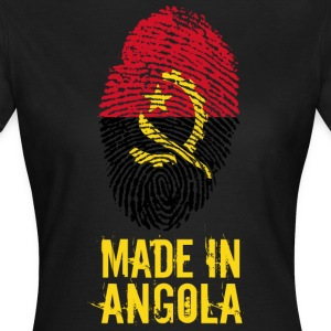 Made In Angola / Ngola - T-skjorte for kvinner