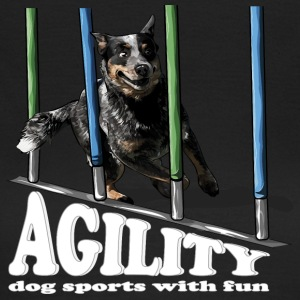 AGILITY Cattle Dog - Vrouwen T-shirt