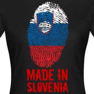 Made in Slovenië / Made in Slovenië Slovenija - Vrouwen T-shirt