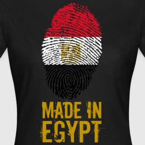 Made in Egypt / Made in Egypt مصر - T-skjorte for kvinner