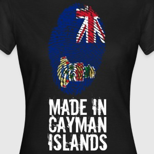 Made In Cayman Islands / Kaimaninseln - Frauen T-Shirt