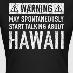 Original Hawaii Gift: Order Here - Women's T-Shirt