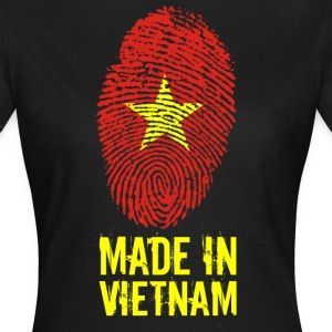 Made In Vietnam / Việt Nam - T-shirt Femme