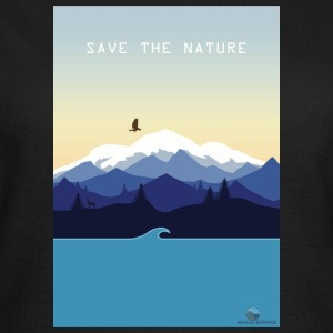 Save Nature - T-shirt Femme