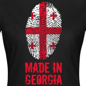 Made in Georgia / Made in Georgia საქართველო - Women's T-Shirt