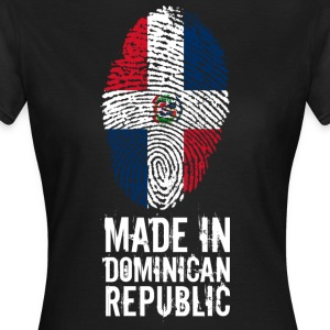 Made In Dominikanska republiken Dominikanska republiken - T-shirt dam