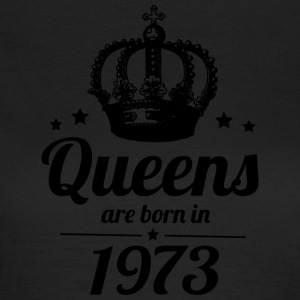 Queen 1973 - Frauen T-Shirt