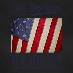 New York · Brooklyn - T-skjorte for kvinner