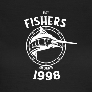 Present for fishers born in 1998 - Women's T-Shirt