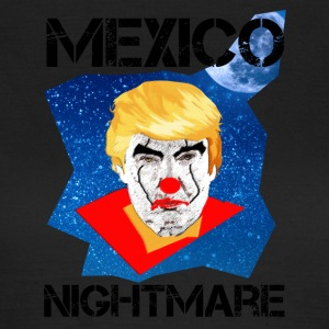 Mexico Blue Nightmare / The Mexico Blue nachtmerrie - Vrouwen T-shirt