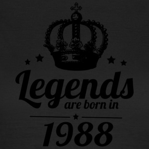 Legends 1988 - Dame-T-shirt