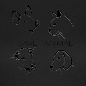 Save Animal - Women's T-Shirt