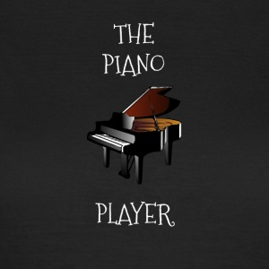 Piano player - T-shirt dam