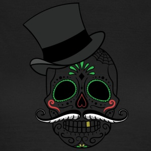 Day of the Dead - Dame-T-shirt