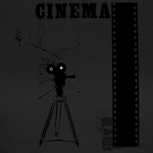 CINEMA - Dame-T-shirt