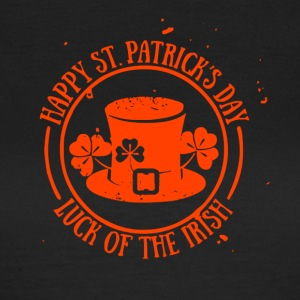 Happy St.Patricks Day - Women's T-Shirt