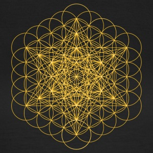 metatrons cube - Women's T-Shirt