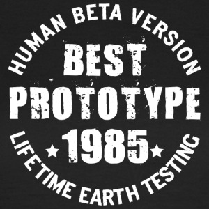 1985 - The year of birth of legendary prototypes - Women's T-Shirt