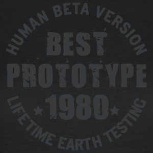 1980 - The year of birth of legendary prototypes - Women's T-Shirt