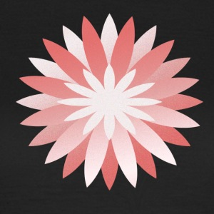 pink flower - Women's T-Shirt