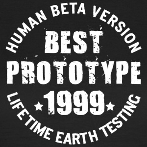 1999 - The birth year of legendary prototypes - Women's T-Shirt