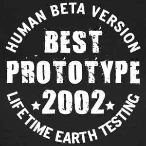 2002 - The birth year of legendary prototypes - Women's T-Shirt