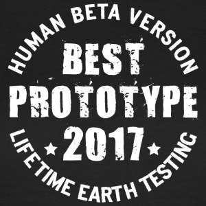 2017 - The birth year of legendary prototypes - Women's T-Shirt