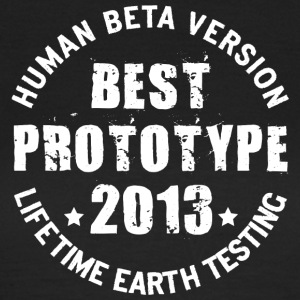 2013 - The birth year of legendary prototypes - Women's T-Shirt