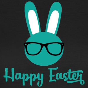 Ostern / Osterhase: Happy Easter - Frauen T-Shirt