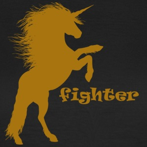 Fighting Unicorn - Women's T-Shirt