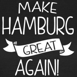 Make Hamburg great again - Women's T-Shirt