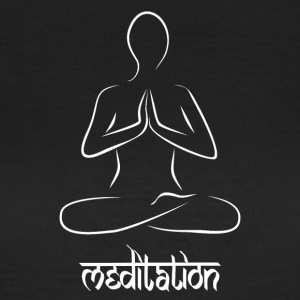 Meditation - Frauen T-Shirt