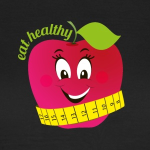 eat healthy - Women's T-Shirt