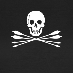 Pirates of bågskytte - T-shirt dam